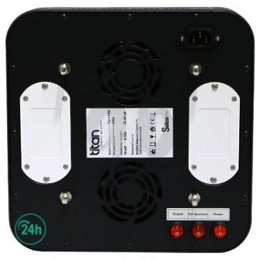 L'arrière du panneau LED 120W