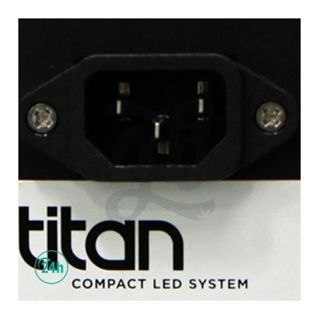 Luminaria LED Solux Titan 270 W para el cultivo de marihuana