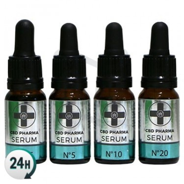 CBD Pharma Serum 2.5% CBD