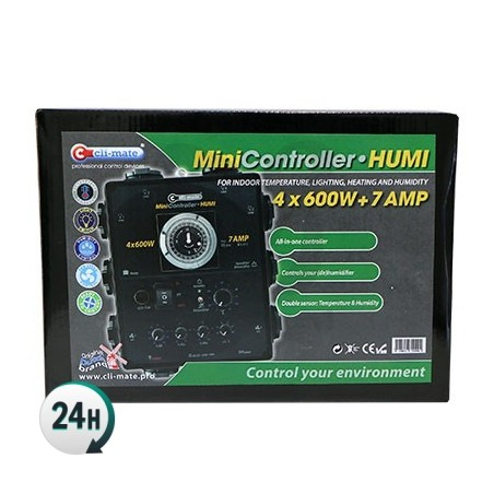 Mini Controller-HUMI 7A Cli-mate 4x600W