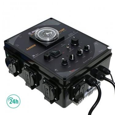 Cli-Mate Mini Controller-HUMI 7A 4x600w