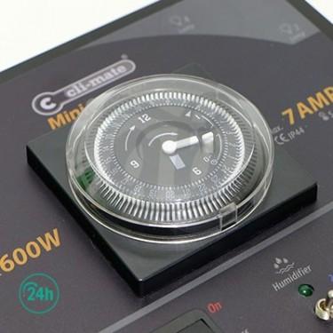 Cli-Mate Mini Controller-HUMI 7A 4x600w - Temperature