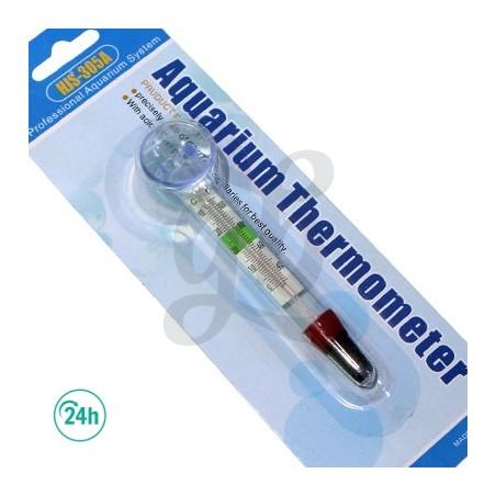 Thermomètre à Eau avec Ventouse