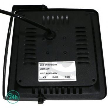 50w LED COB de Apoyo Waterproof base