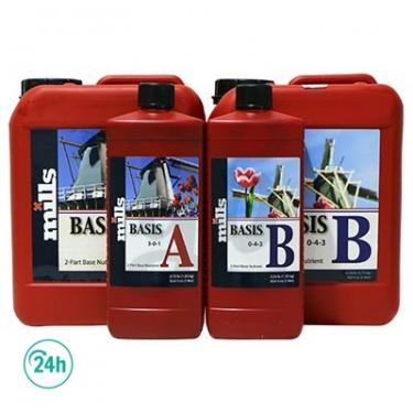 Basis A+B