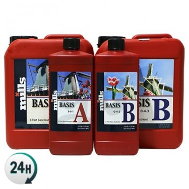 Basis A+B bottles