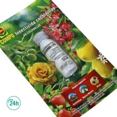 Insecticida cochinillas