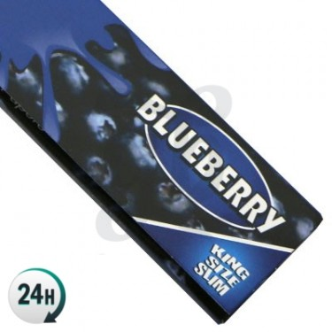 Juicy Jay's Flavored Rolling Papers - Blueberry
