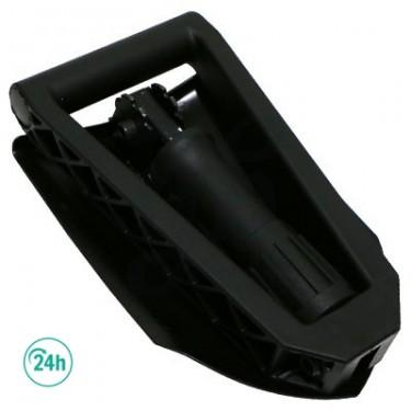 Foldable Mini Shovel with Handle - Folded front
