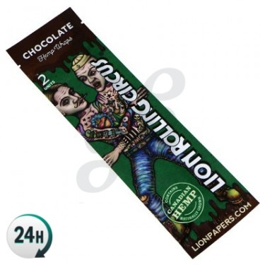 Blunt Wrap sabor chocolate