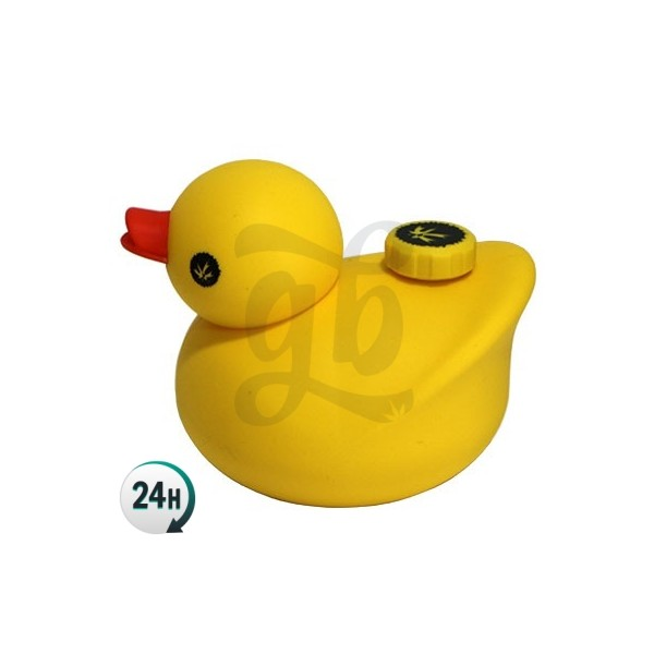 Kwack Rubber Duck Weed Pipe By Piece Maker