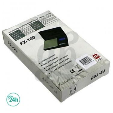 Báscula FZ 0.01-100gr Fuzion