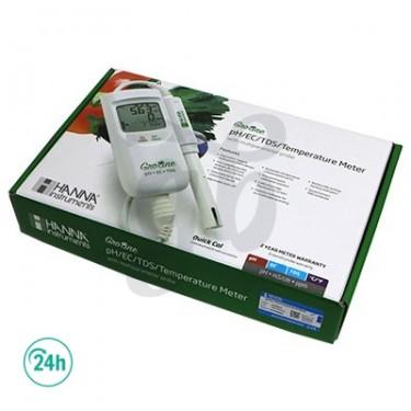 Medidor pH Portátil