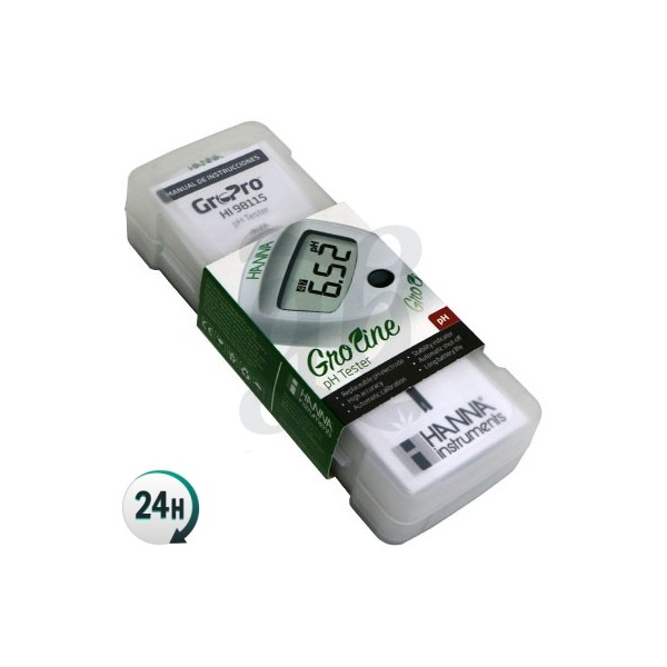 HI98115 Hanna pH Meter with Replaceable Electrode