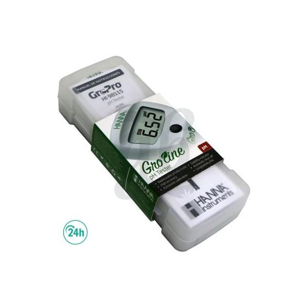 Medidor pH Electrodo