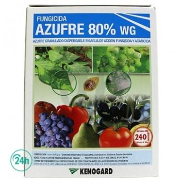 Azufre Fungicida y Acaricida