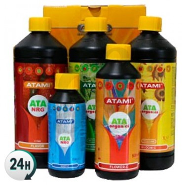 ATA Organic Box Kit Fertilizantes Atami