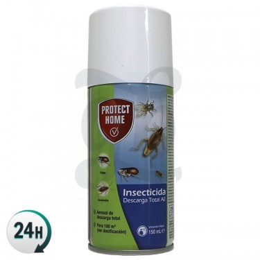 Insecticida descarga total AE