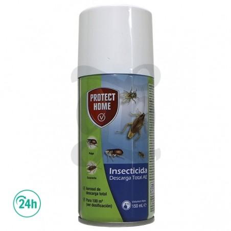 Insecticida descarga total AE
