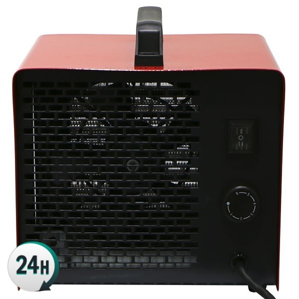 Ceramic Forced Air Heater front