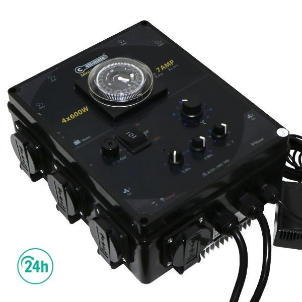 Cli-Mate Mini Controller 4 x 600 w
