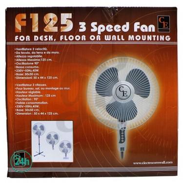 Stand-alone fan box