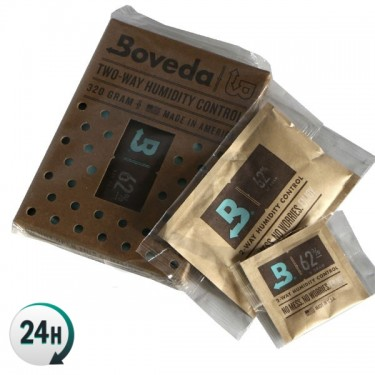 Boveda 62% pour Curing