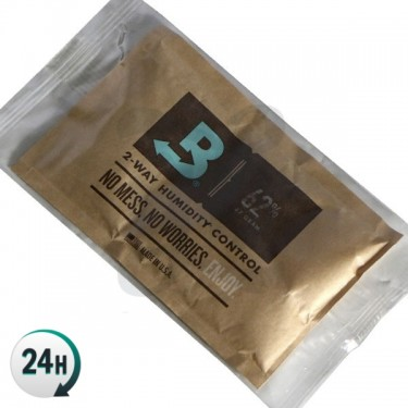 Boveda 62% Humidity Regulator for Curing