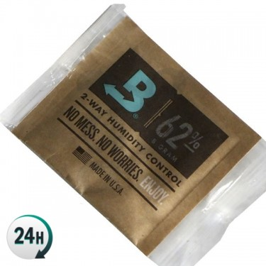 Boveda 62% Humidity...