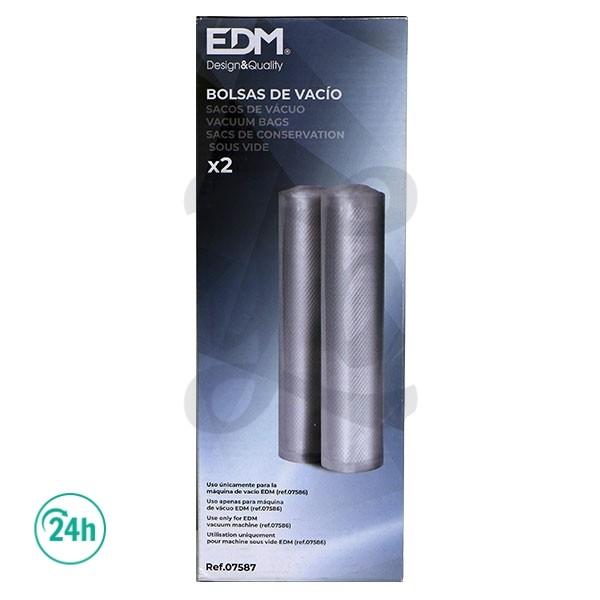 Caja Maquina Envasadora al vacío 110w EDM