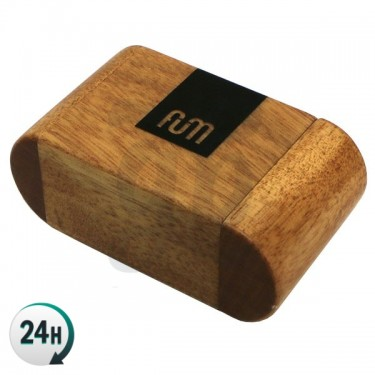 Fum Box Mini color madera