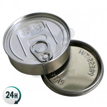 Pressure-Locked Can