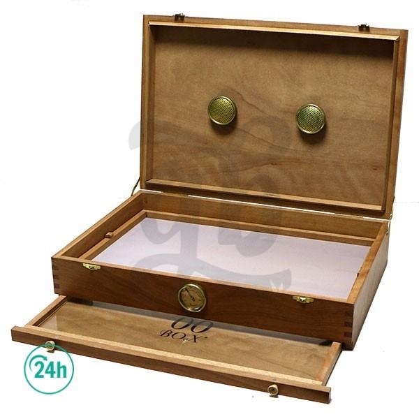 00 Box Grand Format (Bois de Cèdre)