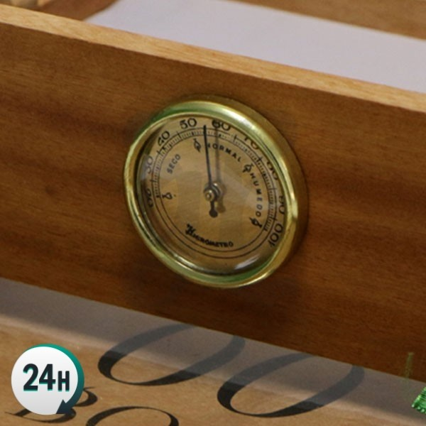Large 00 Box humidity meter