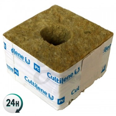 Taco lana de roca Cultilene...