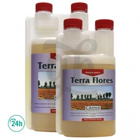 Terra Flores bottle