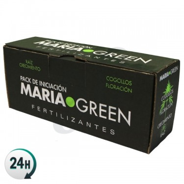Pack d'initiation Maria Green