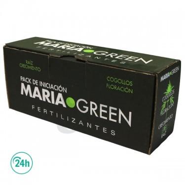Pack de iniciación Maria Green