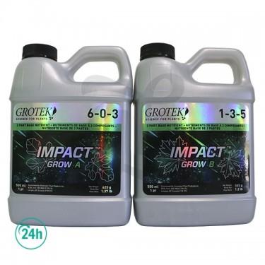 Impact Grow A+B Bottles