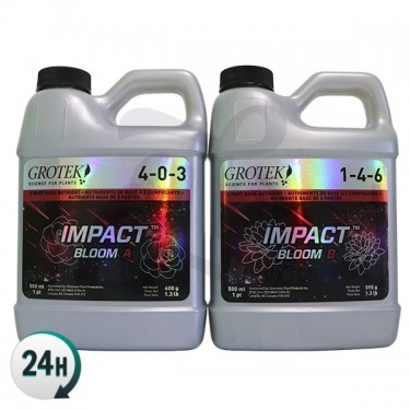Impact Bloom A+B  bottles