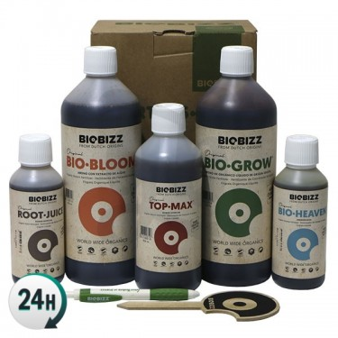 Bio Bizz Starter Pack
