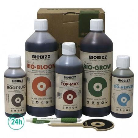 Bio Bizz Starter Pack - Contents