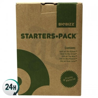 Caja Bio Bizz Starter Pack