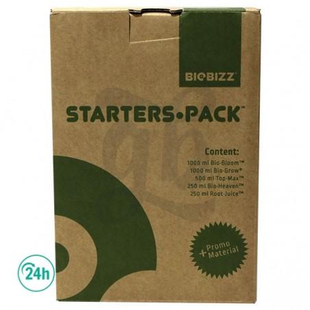 Bio Bizz Starter Pack todos los productos