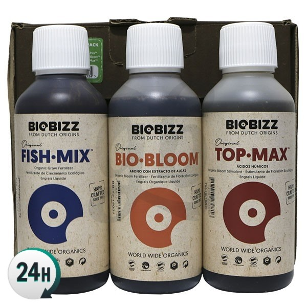 Trypack outdoor by BioBizz