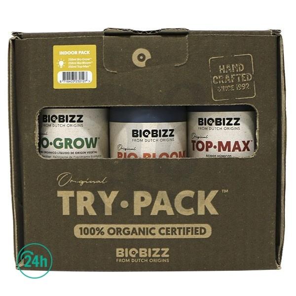 BioBizz TryPack Box