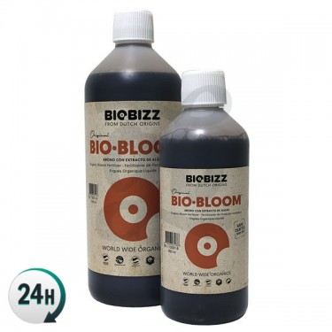 Bio Bloom bottles
