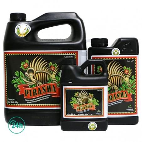 Liquid Piranha bottles