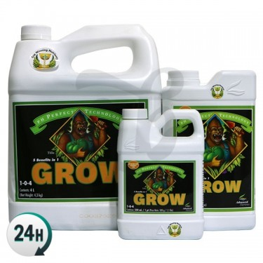 Grow Ph perfect bottles