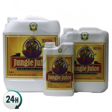 Garrafas Jungle Juice Micro